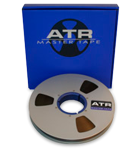 "ATR 1"" X 2500' Tape on PRECISION reel – boxed"