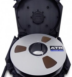 "ATR 2"" X 2500' Tape on PRECISION reel – boxed"