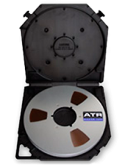 "ATR 1/2"" Tape - 2500' on PRECISION reel – boxed"