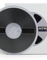 "7"" Reel of ATR 1/4"" Tape – Boxed"