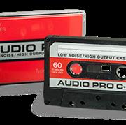 Audio Pro Type 1 60 Minute Cassette [30 Min/Side]