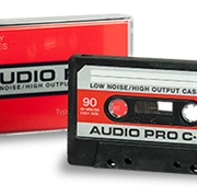 Audio Pro Type 1 90 Minute Cassette [45 Min/Side]