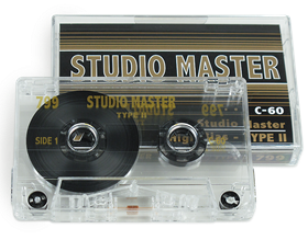 799 Studio Master 60 Minute Super Chrome