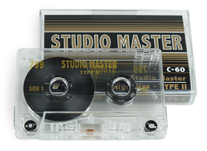 audio cassette tapes national audio company