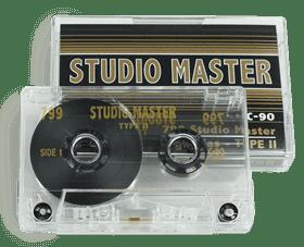 799 Studio Master 90 Minute Super Chrome