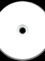 Falcon White Inkjet Hub Print DVD-R 16X