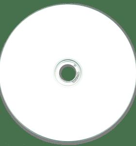 Microboards Grade A White Inkjet Hub Print CD-R