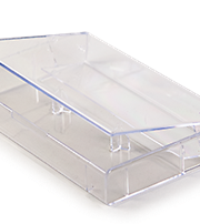 Clear Norelco Box