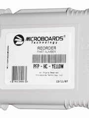 MX-1 / MX-2 / PF-PRO Yellow Ink Cartridge
