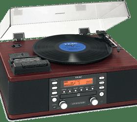TEAC Turntable w/CD-R/RW Recorder