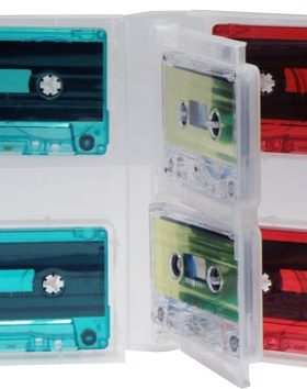 Audio-6 Soft Poly Cassette Album