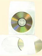 Quick Seal CD/DVD Envelope with window