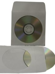 Standard CD/DVD Envelope with window