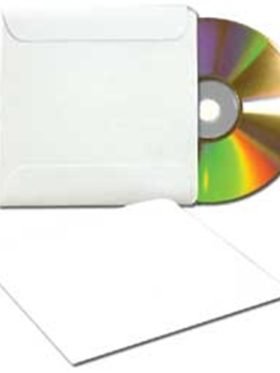 CD/DVD Sleeves pack of 1200