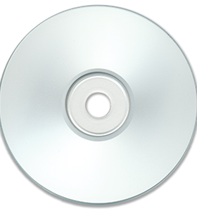 JVC Printwrite Silver Ink Jet CD-R