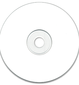 JVC Printwrite White Ink Jet CD-R