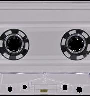 Black 731 Music Grade Tabs-Out Cassette