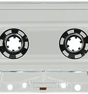 Purple Tint 731 Music Grade Tabs-Out Cassette