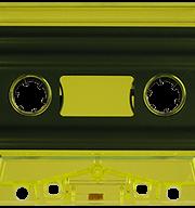 Blue Tint 731 Music Grade Tabs-Out Cassette